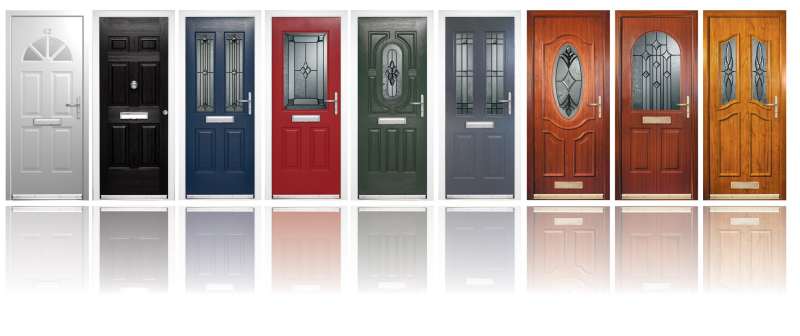 Rock Doors Manchester  sc 1 th 145 & Rockdoor Composite Doors: Manchester Lancashire Cheshire